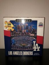 Dowdle Los Angeles Dodgers 500 Piece Puzzle Sealed 16x20 in