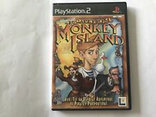 PS2 Escape From Monkey Island - Playstation2