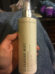Pure Romance Cleansing Mist Adult Toy Cleaner Spray - 240ml