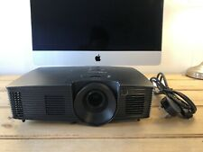 Optoma S316 HDMI Home Projector Only 28 Lamp Hours Used
