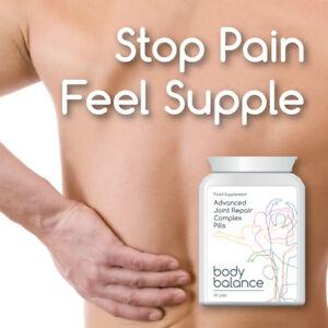 BODY BALANCE ADVANCED JOINT REPAIR COMPLEX PILLS STOP STIFFNESS HELPS MUSCLES