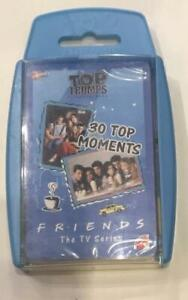 Top Trumps Friends cards pack New & Sealed