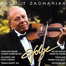 Erfolge von Helmut Zacharias | CD | Zustand gut