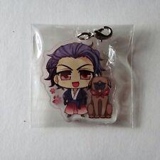 Hakuoki Hakuouki Shinkai Chibi Puppy Acrylic Keychain Sakamoto Ryoma EVENT