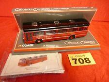 Corgi  40201Leyland Leopard,  Birmingham & Midland Motor   L/Edition