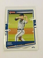 2020 Donruss Baseball Base Card - Mike Soroka - Atlanta Braves