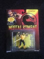 Mortal Kombat Scorpion Action Figure by Hasbro 1994