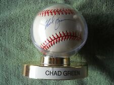 CHAD GREEN AUTOGRAPHED SIGNED BASEBALL Yankees Pitcher