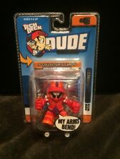 E5 TECH DECK DUDE EVOLUTION  Crew Bendy Arms SERIES 1 Henry #048