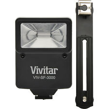 (5-Pack) Vivitar SF-3000 Digital Remote Slave Flash & Bracket