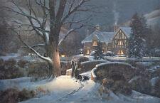 Doug Laird - Winter Splendour- Limited Edition Print