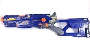 Nerf Long Strike CS-6 N-Strike Gun Blaster Works Great Tested to Approx. 30 ft