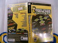 PSP GAME MIDWAY ARCADE TREASURES (ORIGINAL USED)