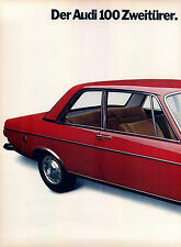 Audi-100-LS-Zweitürer-1969-Reklame-Werbung-vintage print ad-Publicidad