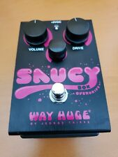 Dunlap Way Huge Saucy Overdrive Guitar Pedal - Used - Excellent