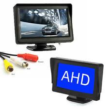 "Car AHD CVBS signal 4.3"" screen rear view mini camera HD Display monitor tester"