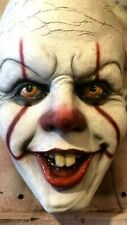 PENNYWISE IT MOVIE RARE PAINTED DISPLAY PROP CREATED BY MOVIE FX DESIGNER