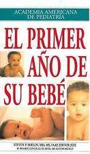 EL PRIMER ANO DE SU BEBE (Spanish Edition)-ExLibrary