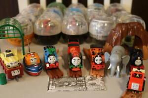 Thomas & Friends Big World Adventures Nia Yongbao Ace Timothy Windups Rail TOMY