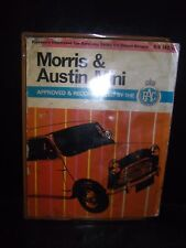 Morris & Austin Mini Saloons,Estates,Vans & Coopers From 1959 By D. M. W. Palmer