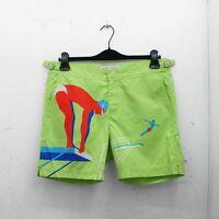 NEW Mens Orlebar Brown Athlete Zest Swim Shorts GENUINE RRP £150 - Size: 36 NWOT