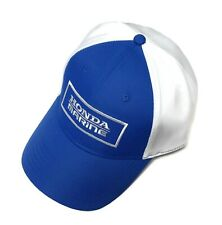 Powertex Honda Marine Sport White and Blue Cap / Hat