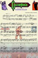 Castlevania Harmony of Dissonance Art PS1 PS2 PSX CAS011 RGC Huge Poster
