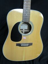 SIGMA DR-28L (Lefty) ACOUSTIC GUITAR made in Gunther Lutz run factory