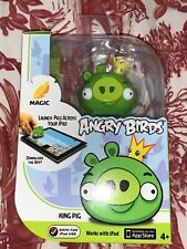 Angry Birds King Pig Magic iPad Toy New