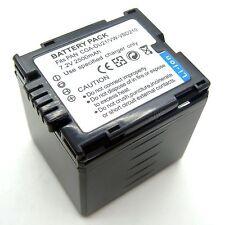2500mAh Battery for Panasonic PV-GS83 PV-GS85 PV-GS90 PV-GS120 PV-GS150 PV-GS180