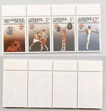 Armenia 1992 SC 432 MNH strip of 4 . rtb4188