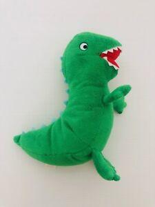 TY Peppa Pig - Georges Mr Dinosaur Plush