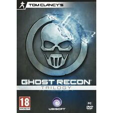 Tom Clancy's Ghost Recon Trilogy PC 3 Games