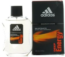 Deep Energy by Adidas for Men EDT Cologne Spray 3.4 oz.-Damaged Box