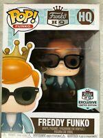 Funko Pop- Freddy Funko - With Seattle Space Needle - Funko HQ Limited Edition!