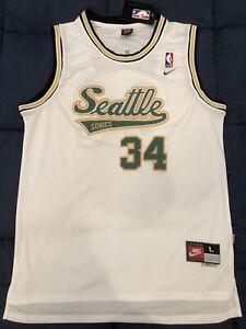 Ray Allen Seattle Supersonics NBA Jerseys for sale   eBay