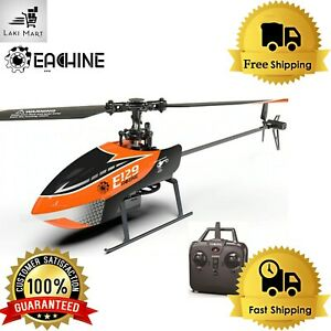 Eachine E129 2.4G 4CH 6 Axis Gyro Altitude Hold Flybarless RC Helicopter Upgrade