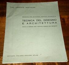 PROGETTO AZIENDA AGRICOLA Allegato Disegno Geometri Bertoldo ATLAS 1968