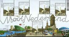 2347 mooi nederland Amsterdam  velletje gebruikt