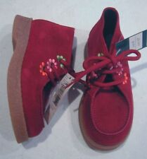 Marks and Spencer Suede Medium Width Shoes for Girls