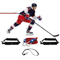 On Ice Hockey Speed Training System- Med. for Youth- American Made by: Speedster