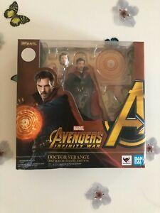 BANDAI SH Figuarts Doctor Strange Avengers Infinite War Battle on Titan figure