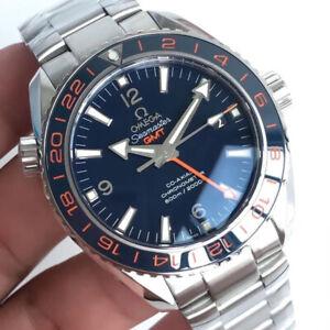 OMEGA Watch seamaster Full Steel Wristwatch Automatic Waterproof watch