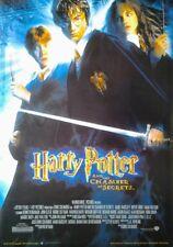 Harry Potter und die Kammer des Schreckens (2002) | US Import Filmplakat Poster