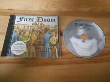 CD Punk First Doom - Die alten Tage 1995 - 1999 (26 Song) DOOM REC