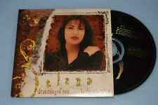 Selena - Dreaming of you. CD-Single radio promo