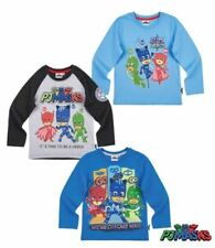 PJ Masks Long Sleeve T-Shirts & Tops (2-16 Years) for Boys