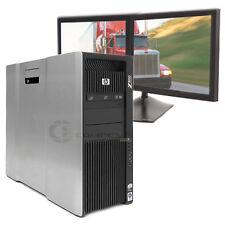 HP Z800 Desktop PC Intel E5520 2.26GHz 8GB 250GB HDD for Dispatch Logistics