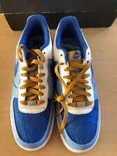 NIKE AIRFORCE XXV     DOWN NORTH      VARSITY BLUE DEADSTOCK