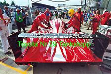 LeMans Le Mans 24H Toyota GT1, 3600T Nr.29 mit Paul Frère, Poster ca 30cm x 40cm